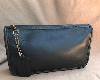 Vintage Coach Cosmetic Bag