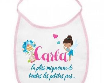 BIB baby bib - baby - baby bib personalized gift gift idea