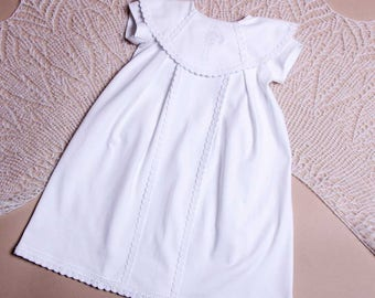 Boy Christening Gown, Baptism Gown