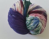 South Ballina OOAK Oxley Base 80 merino 20 nylon sock yarn 373m 100g