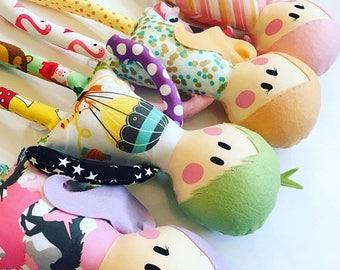 SUMMER SALE Doll Pattern ~ Rag Doll Pattern ~ PDF  Sewing Pattern ~ Doll Sewing Pattern ~ Baby Sewing Patterns ~ Sew A Doll ~ Cloth Doll ~ E