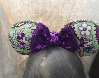 Mickey Mouse inspired Mickey Mouse Ears ready to ship