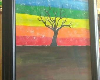 Chakra Tree by Armenta