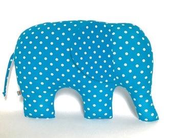 elefantenkissen kuscheltier elefant besonderes geschenk taufe. Black Bedroom Furniture Sets. Home Design Ideas