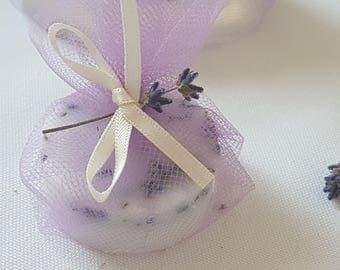 FAVOUR SOAPS/wedding/bridal shower/baby shower pack of 5 soaps
