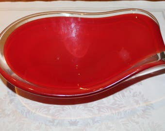 red Flygsfors Coquille bowl