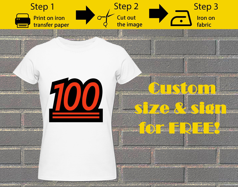 Iron On Stickers For T Shirts | Azərbaycan Dillər Universiteti