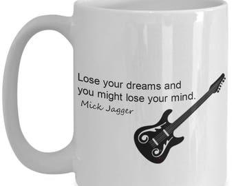 15 oz novelty mug with saying