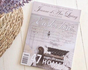 Jeanne d'Arc Living - Easter Time 2nd Issue 2018