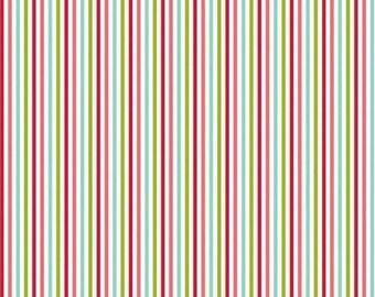 Stripes - multi - fabric