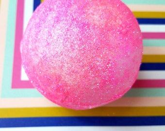 Pink Bubblegum Bath Bomb
