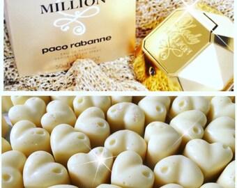 6 Lady Million Designer Perfume Dupe Type Soy Wax Melts