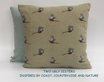 Bird Cushions Etsy