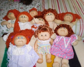 original cabbage patch doll collection