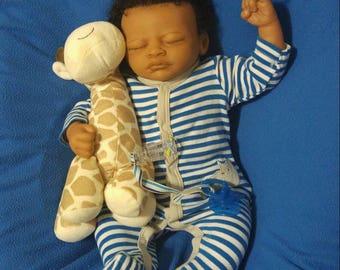 Reborn baby boy Aisha
