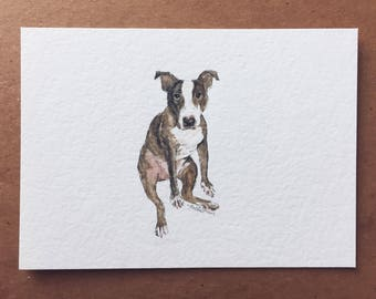 """5 x 7"""" Made to Order Watercolor 