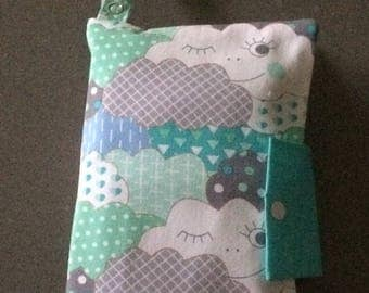 Nappy Wallet/Diaper Wallet with strap