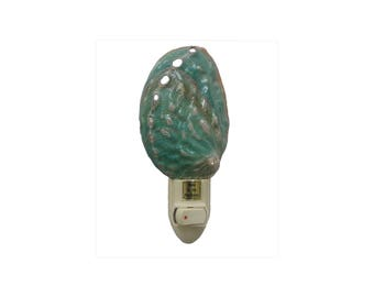 Korean Abalone Seashell Night Light, Philippines, Wholesale
