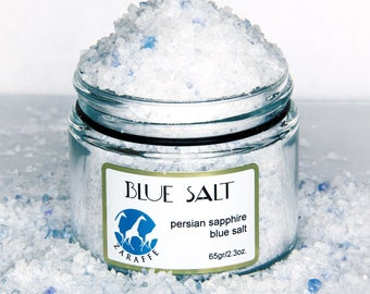 Blue Persian salt (65gr/2.3oz.) (coarse)