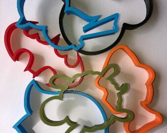 Custom Cookie Cutter - Outline