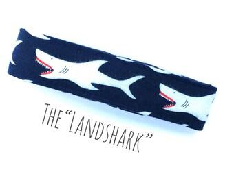 "The ""LandShark""/ Flannel Collar"