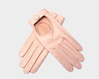 Fashion Gloves, Gift,Leather Gloves,  Leather Mittens, Gloves Lady Gloves, Wife Gift, Handmade gloves, Driving gloves