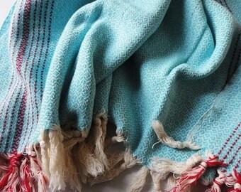 Turkish Peshtemal Handwoven 100% cotton special version