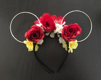 No Bend Wire Mickey Ears
