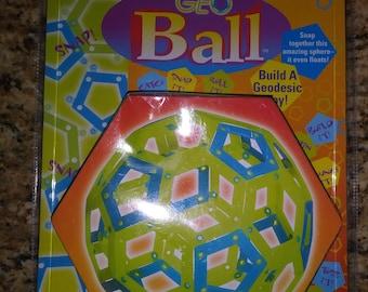 Geo ball toy