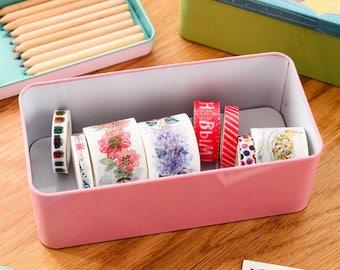 Washi Tape Storage (Buy 4 get 5th free!!)