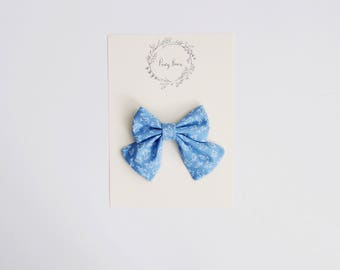 Small audrey | blue spring