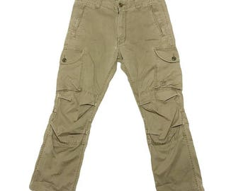 Vintage Alpha Industries Cargo Pant Regular