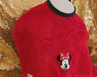 Minnie Mouse Wear&Wash Bibs by Bobbie