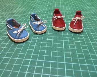 Step-by-step master class makasin for dolls