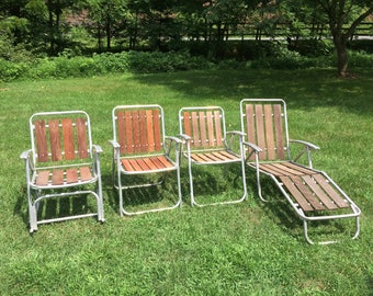 Vintage Patio Furniture Etsy