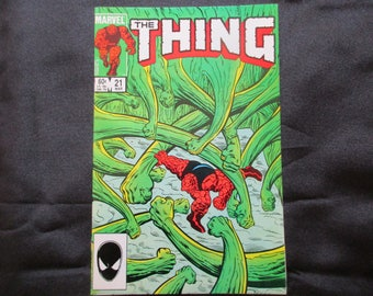 The Thing #21 Marvel Comics 1985