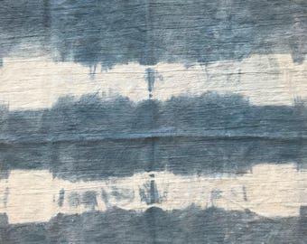 Naturally Dyed 100% Cotton Textile