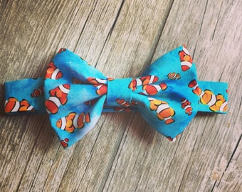 Clown Fish Baby/ Child Bow Tie