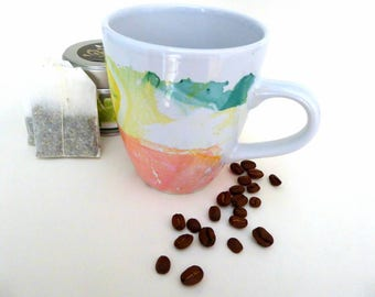 mug, tea mug,  teacup, coffee mug, coffee cup, ceramic mug