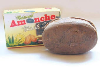 Amonche African Black Soap