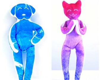 YogaDog Ocean & YogaCcat India, Toys for Children