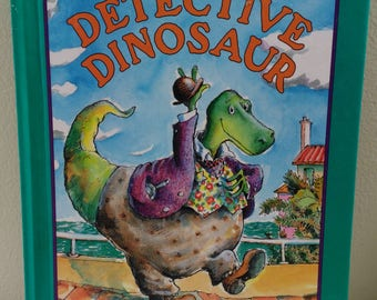 Detective Dinosaur by James Skofield  An I Can Read Book (bb1)