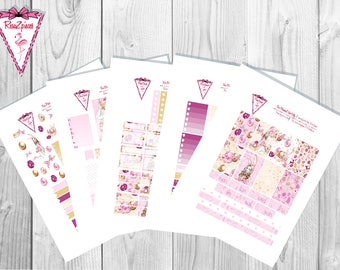 Easter - Printable Happy Planner Weekly Kit w/Cut Line