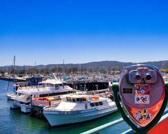 Fisherman's Wharf Digital Photo Download