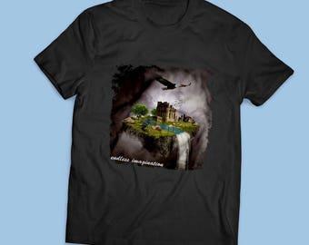 Floating Island - Men's T-shirt I Tee