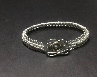 Bracelet ,fine silver