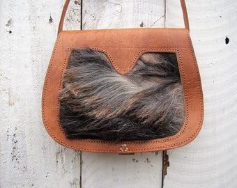 Moroccan Leather Purse