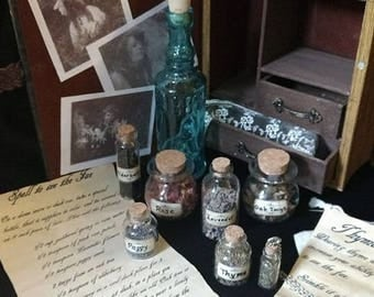 Fairy Spell and Potion Box