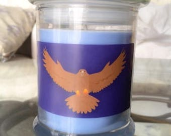 Ravenclaw House Candle
