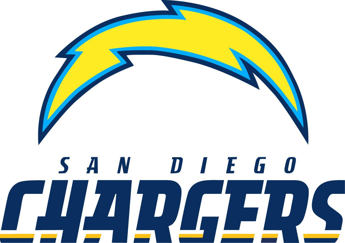 Logo San Diego Chargers In Svg Eps Dxf Jpg Files Instant